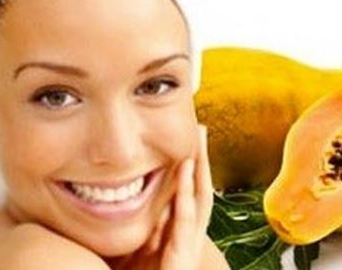 papaya is good for black spots removal