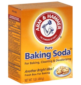 baking soda for skin brightening