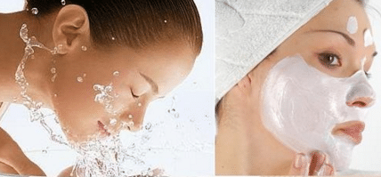 does baking soda lighten skin