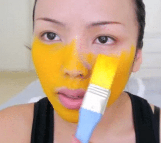 turmeric for face and skin whitening