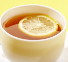 lemon tea is best for runny nose