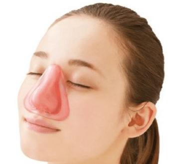 pore minimizing cap