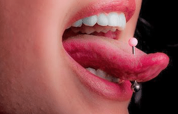 Tongue Piercing Aftercare Instructions Information