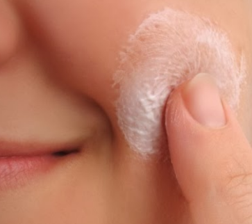 whiteheads on face removal