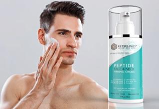 Skin tightening cream for men
