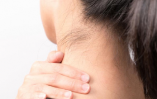 pimples on back of head