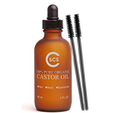 Is castor oil effective for eyelshes growth